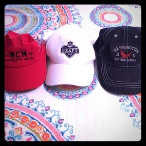3 new hats for less than cost of one